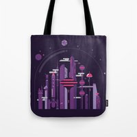 World of Tomorrow Tote Bag