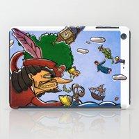 Peter Pan iPad Case