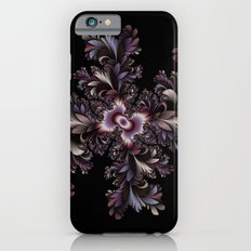 Feather flowers Slim Case iPhone 6s