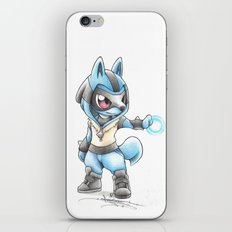 Isn't he Ad-AURA-ble? iPhone & iPod Skin