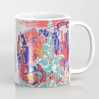 Smash! Zap!! Zooom!! - Generic Spacecraft Mug