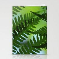 Dicksonia Antarctica –… Stationery Cards