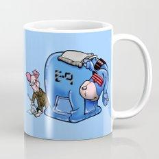 E-9 and Friend Mug