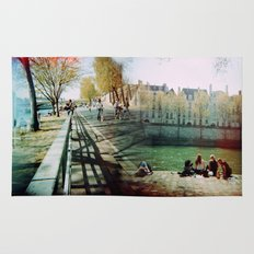 Paris in the Spring Time 2 Rug