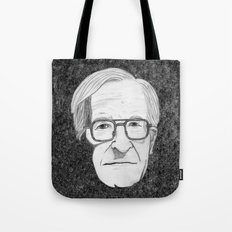 Cheer Up Chomsky Tote Bag
