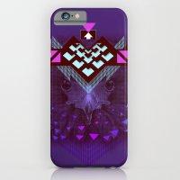 iPhone & iPod Case featuring ::Space Bird:: by Süyümbike Güvenç