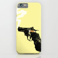 Smoking Gun iPhone 6 Slim Case