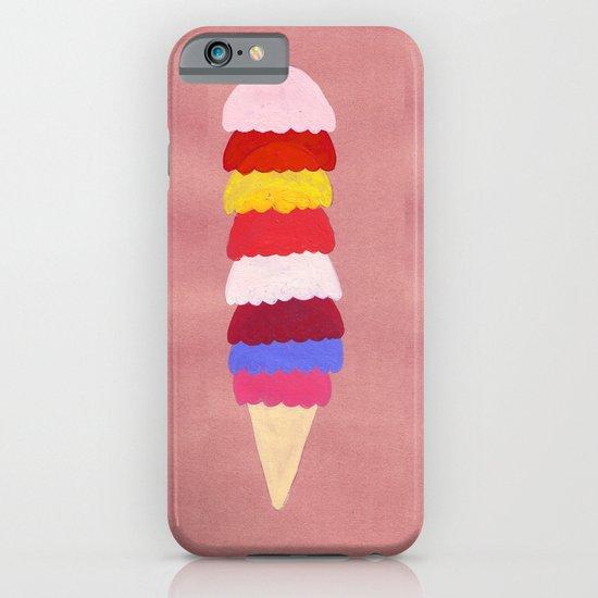 I scream, you scream, we all scream for ice cream iPhone & iPod Case