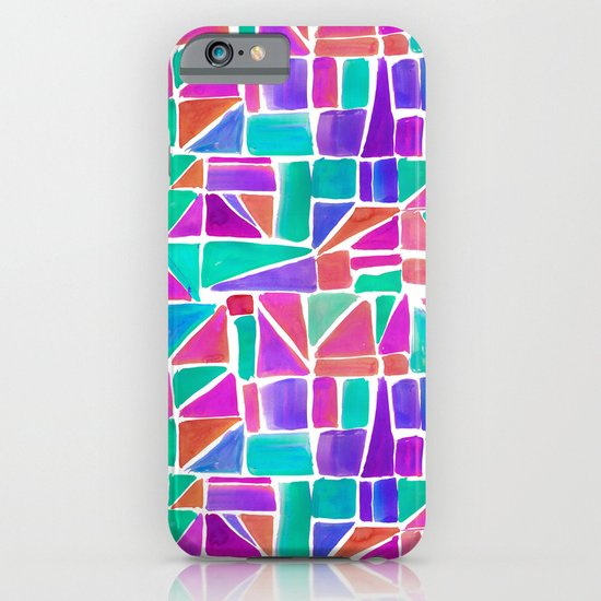 Watercolour Shapes iPhone & iPod Case