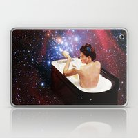 Bubble Bath Laptop & iPad Skin