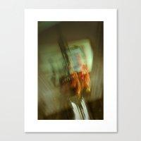 La Nuit - Light Dance Canvas Print