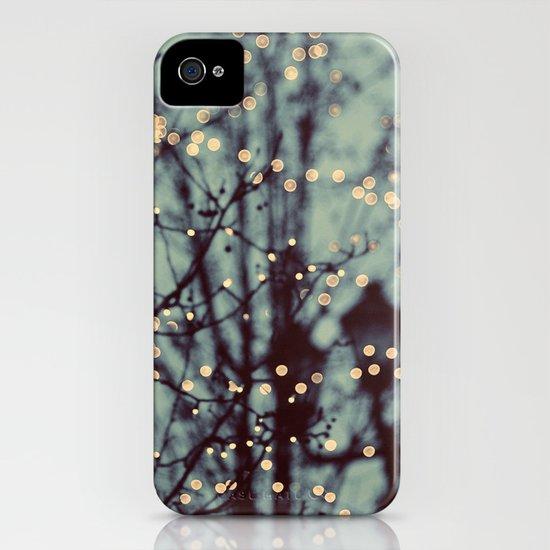 Winter Lights iPhone & iPod Case