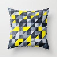 GEO3079 Throw Pillow