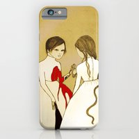 iPhone & iPod Case featuring Doppleganger by Irena Sophia