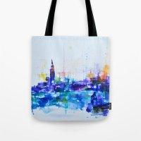 Venice My Love Tote Bag