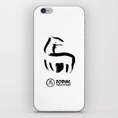 Chinese Zodiac - Year of the Horse iPhone & iPod Skin