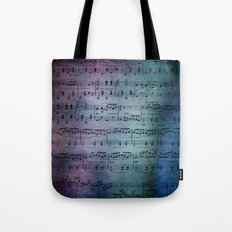 The Symphony Tote Bag