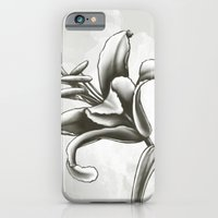 iPhone & iPod Case featuring Fleur de lys by Angy'art