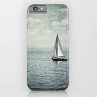 iPhone & iPod Case featuring Pleasure Boat by Ginta Spate