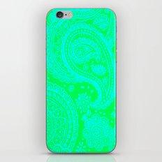 Paisley 2 iPhone & iPod Skin