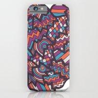 Darning socks iPhone 6 Slim Case