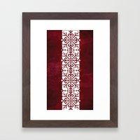 Livonija Framed Art Print