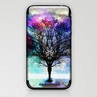 Winter Beauty iPhone & iPod Skin