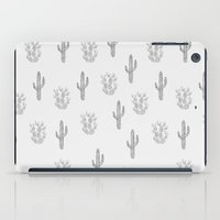 Cactus Pattern iPad Case