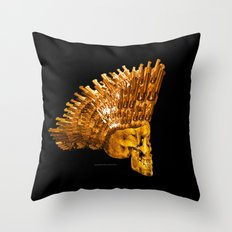 WARMONGER - 105 Throw Pillow