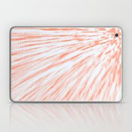 Laptop & iPad Skin featuring Peaches & Cream by SimpleChic
