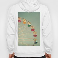 Color Wheel Hoody