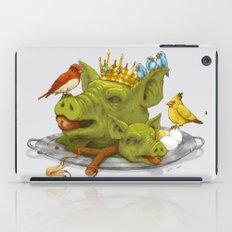 Furious Fowl iPad Case