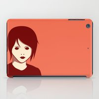 Emo Boy iPad Case