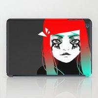 Hey girl ! iPad Case