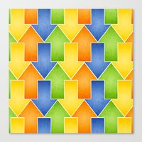 Zesty Fun  Canvas Print
