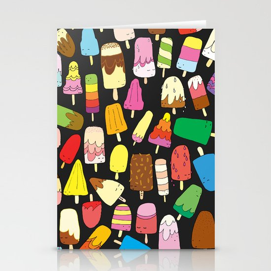LOLLIES! Stationery Card