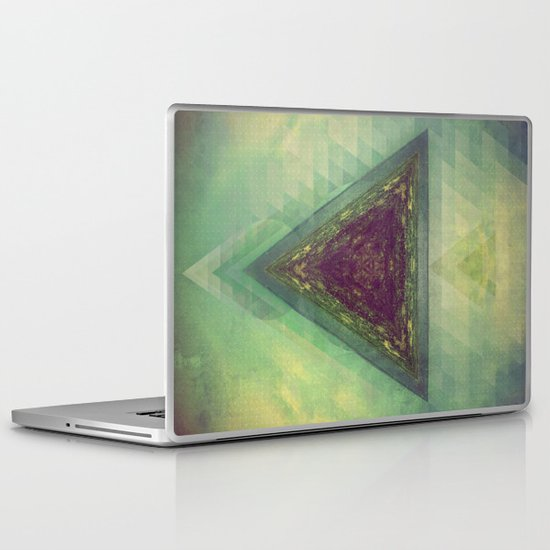 TRYY SKYY Laptop & iPad Skin