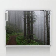 Forest of Fog Laptop & iPad Skin