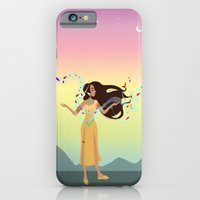 iPhone & iPod Case featuring Colors of the wind by Lauren dunn