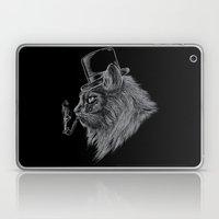 High Class Cat Laptop & iPad Skin