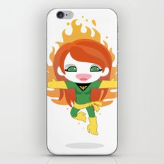 X-man Jean Grey 'Phoenix' Robotic iPhone & iPod Skin