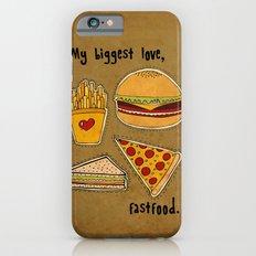 My Biggest Love iPhone 6 Slim Case