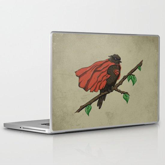 Super Bird Laptop & iPad Skin