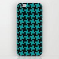 Simple Swirl iPhone & iPod Skin