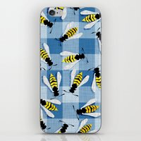 Blueberry Jam iPhone & iPod Skin