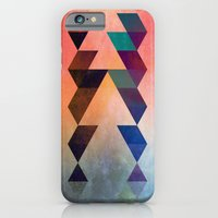iPhone & iPod Case featuring clymb by Spires