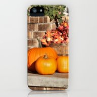 Fall In Iowa iPhone (5, 5s) Slim Case
