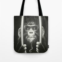 Prisoner II Tote Bag