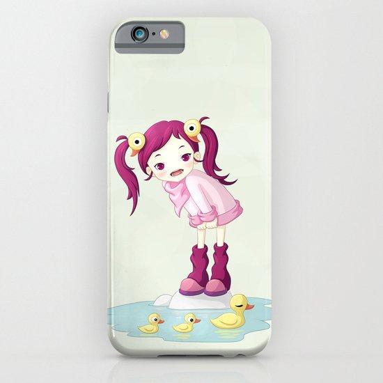 Puddle Ducks iPhone & iPod Case