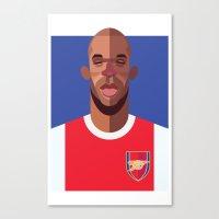 TH14 | Gunners Canvas Print